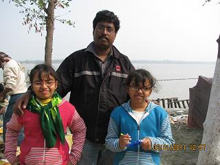 Taki Picnic site with my family